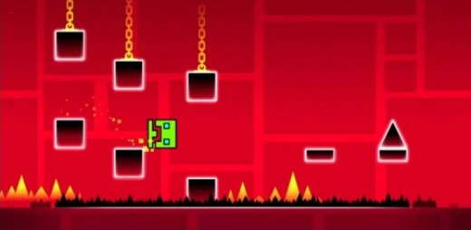 Игры Geometry Dash