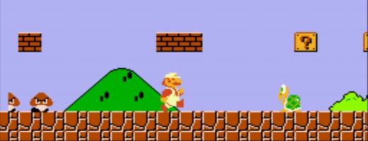 Игры Супер Марио на двоих